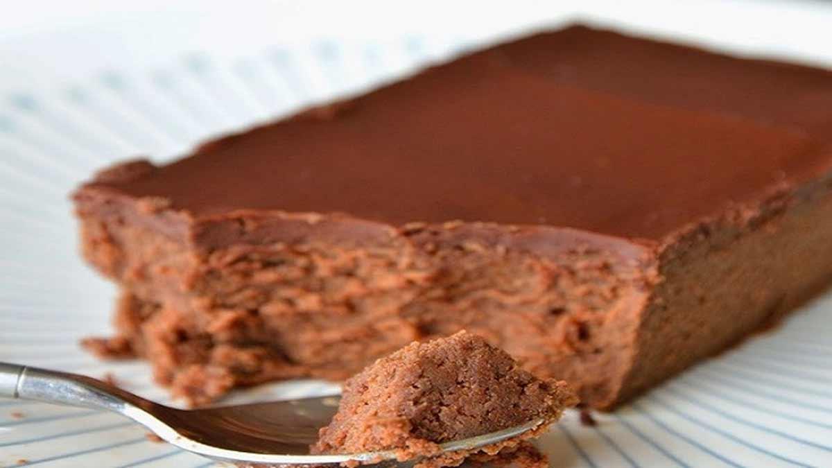 Merveilleux gâteau au Chocolat de Cyril Lignac