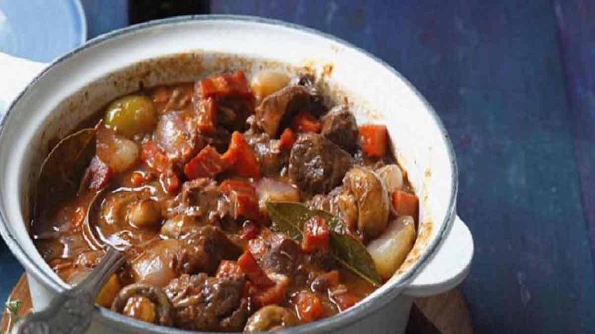 Savoureuse marinade pour daube de bœuf