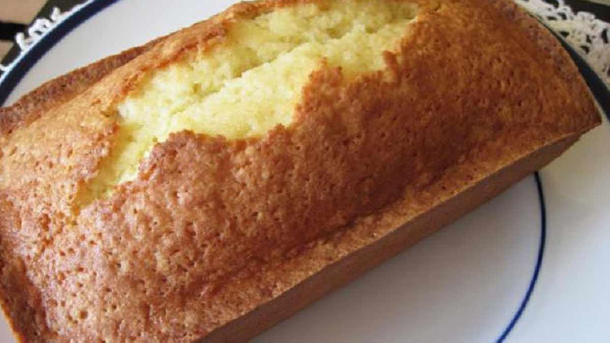 Savoureux cake breton simplissime