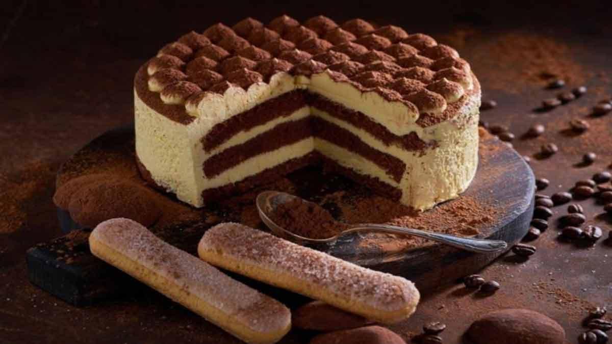 Sublime gâteau tiramisu à couper le souffle