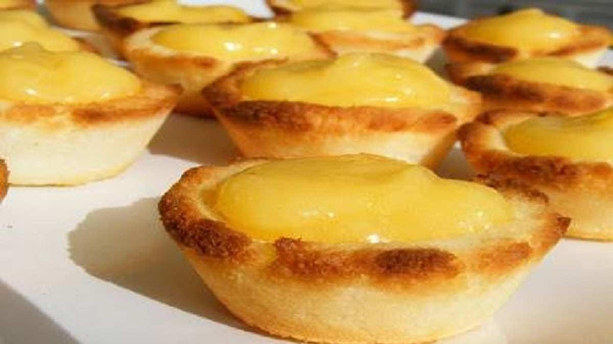 Succulent biscuit sablé au citron
