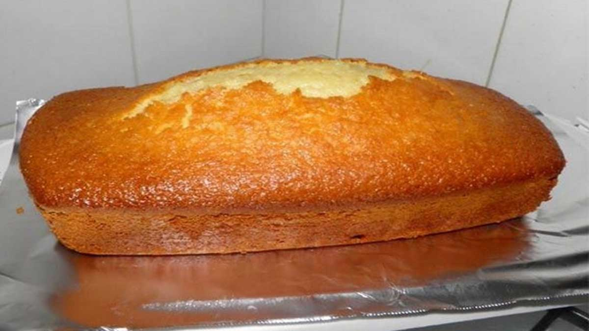 Succulent cake au yaourt simplissime