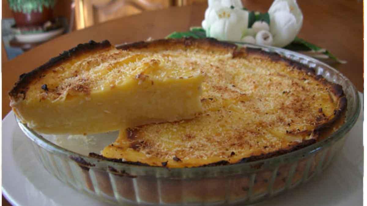 tarte à la crème pâtissière