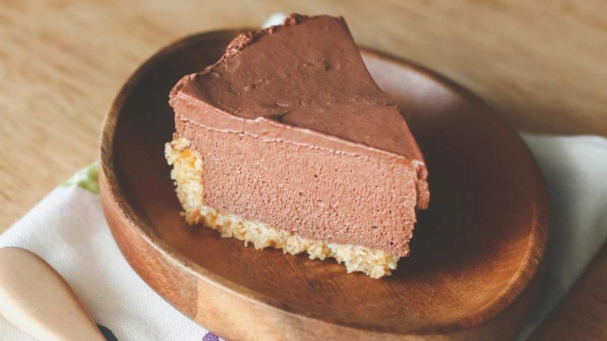 Fabuleuse tarte à la mousse chocolat