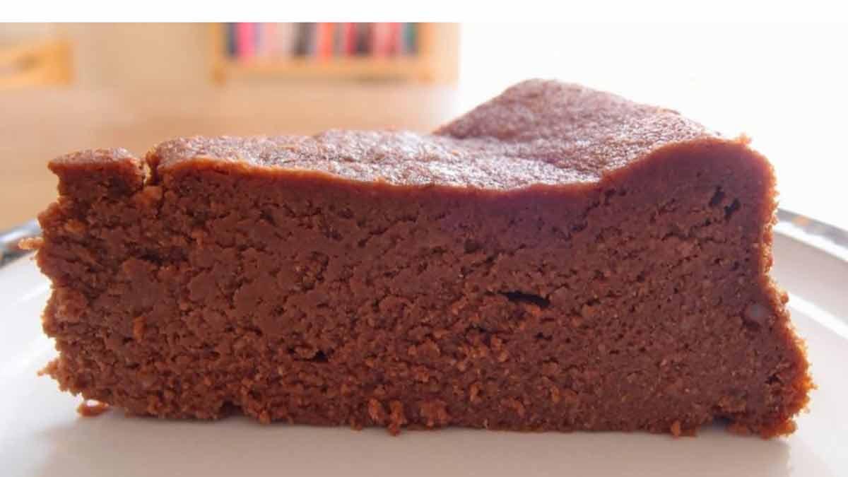 Délicat moelleux au chocolat au mascarpone
