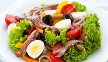 Savoureuse salade niçoise