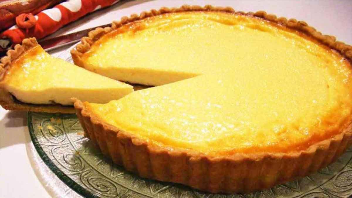 Savoureuse tarte au fromage