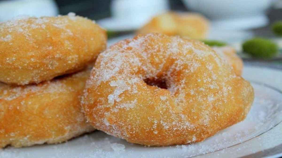 Savoureux beignets Choumicha marocains