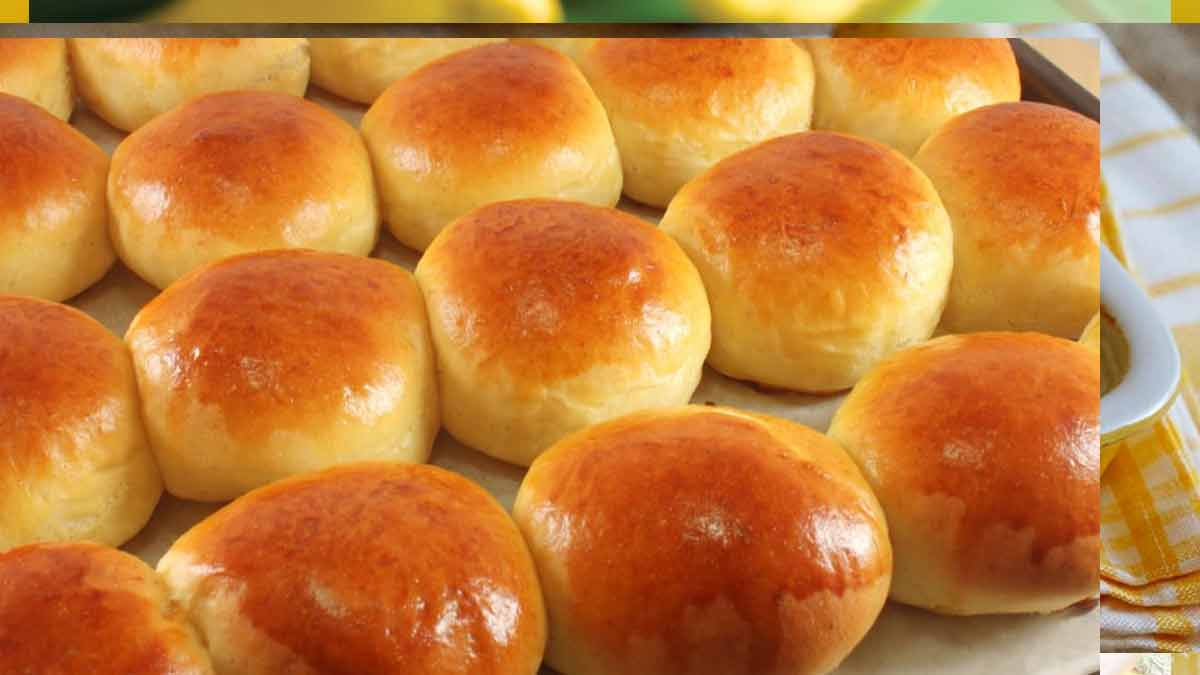 Simplissimes petits pains au lait de grand-mère