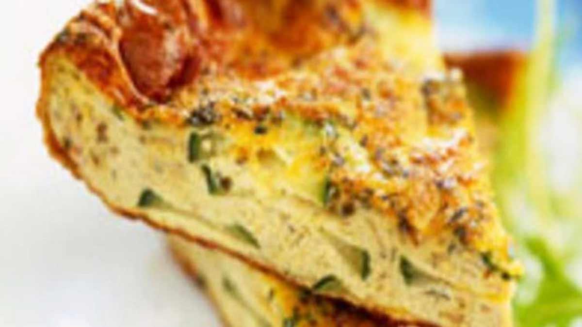 Tortilla thon asperges express