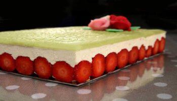 fraisier classique