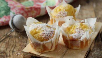muffins aux pommes et au yaourt