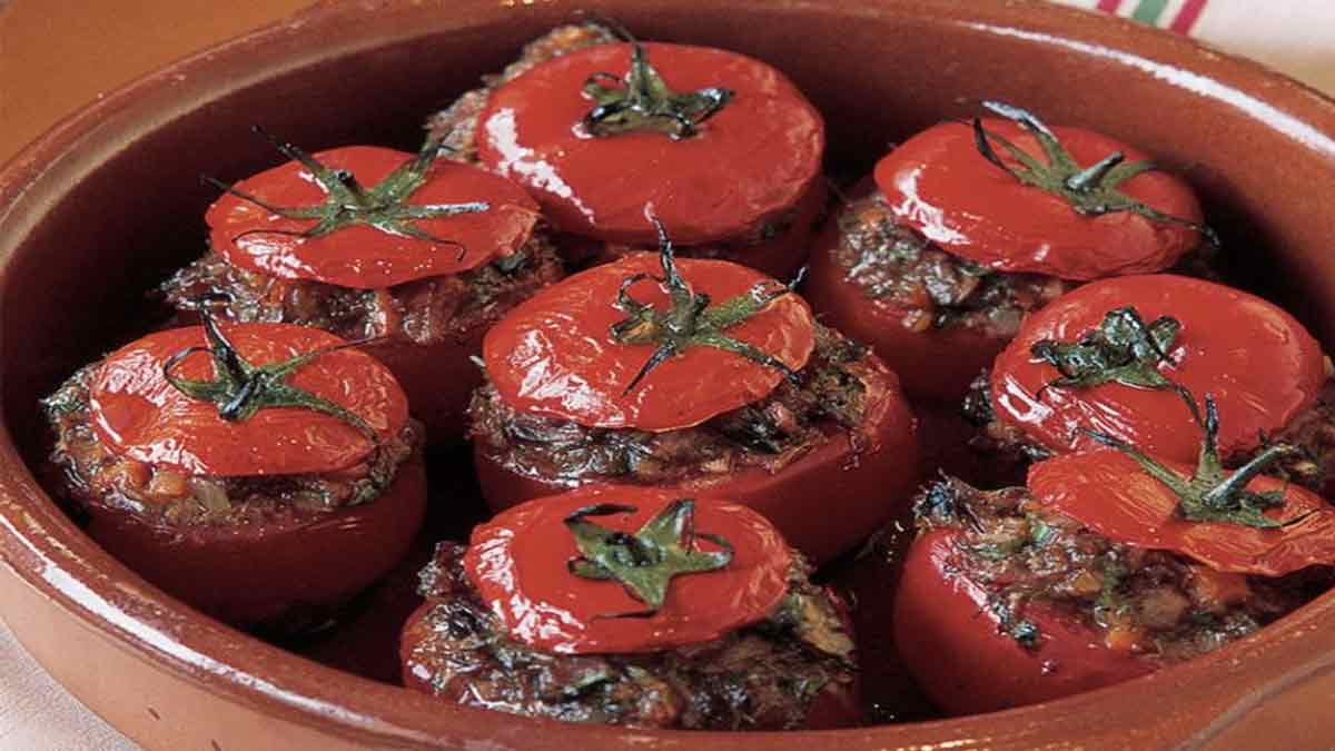 Fameuses tomates farcies inratables