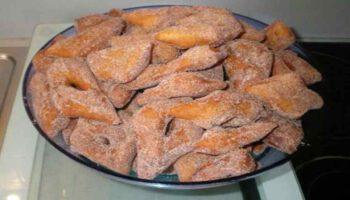 Savoureux beignets de carnaval alsacien