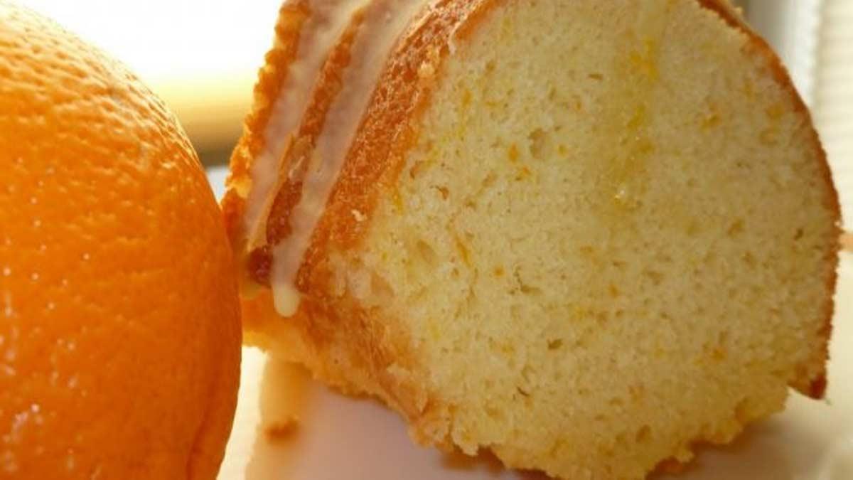 Simplissime gâteau aux oranges