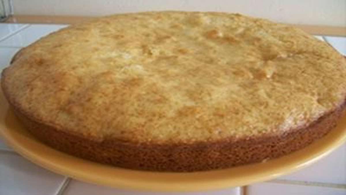 Simplissime gâteau yaourt beurre à 3 étapes