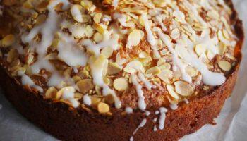 gâteau spécial poires