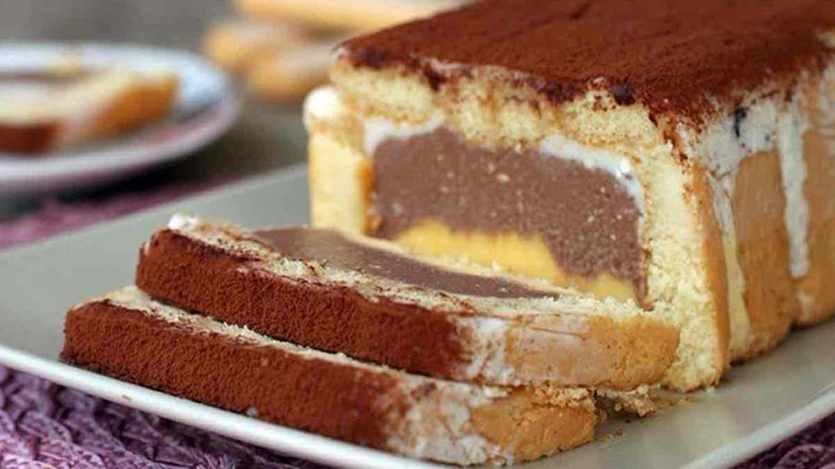 gâteau de boudoirs aux 3 crèmes