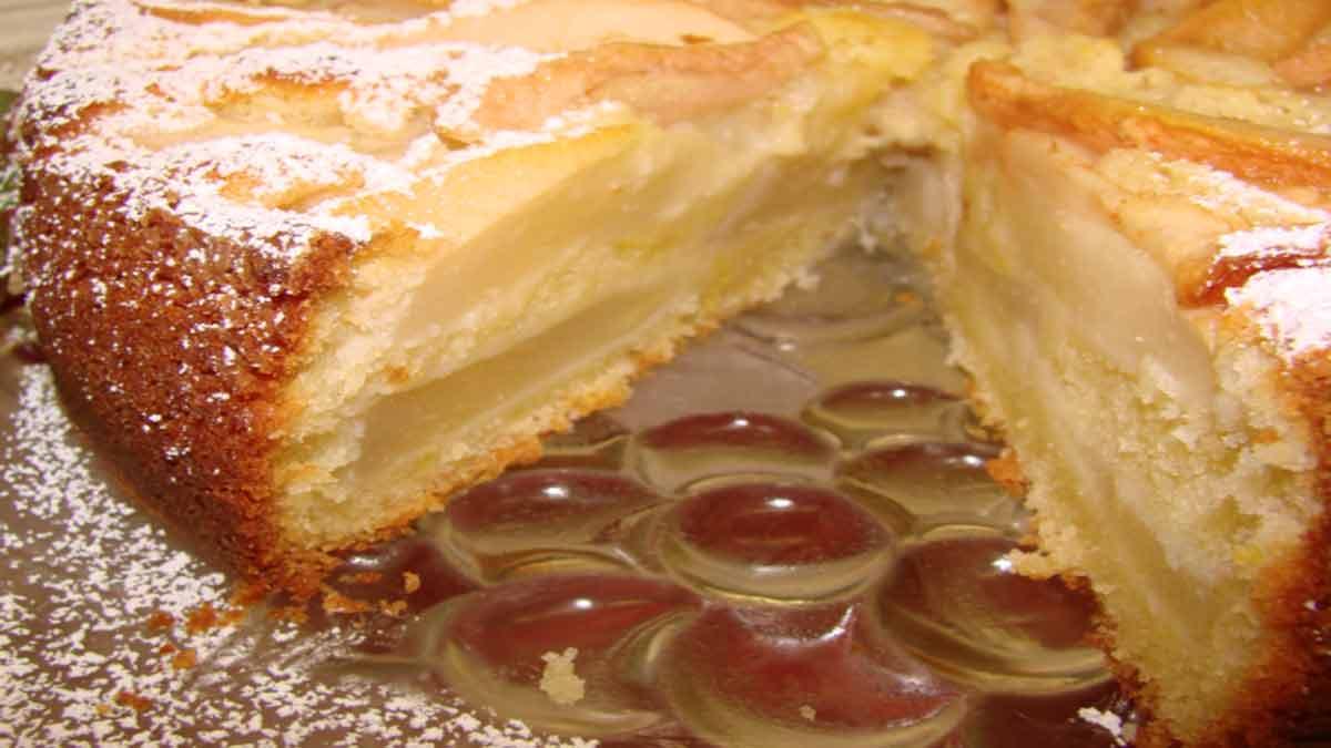 Alléchant gâteau