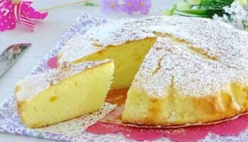 tarte au yaourt sans lait ni beurre
