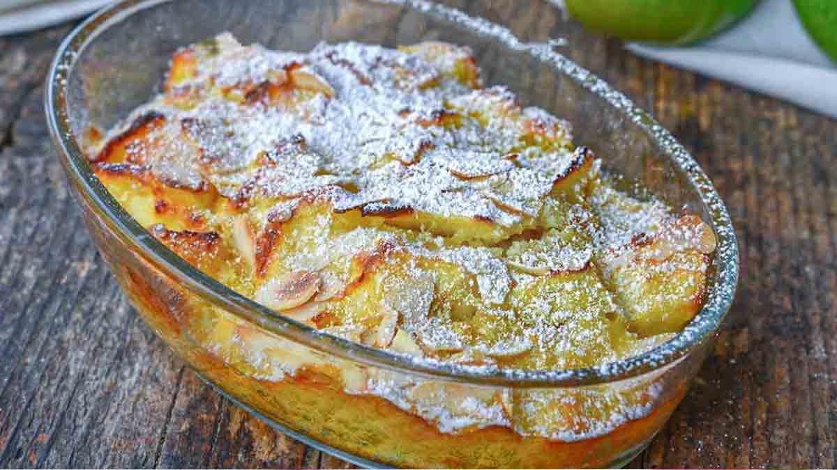 Excellente tarte aux pommes vénitienne