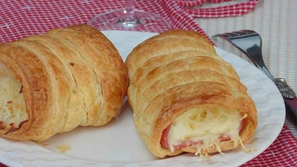 Irrésistibles roulés jambon fromage à la sauce béchamel