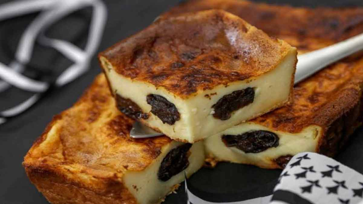 Tarte salée aux courgettes jambon et mozzarella