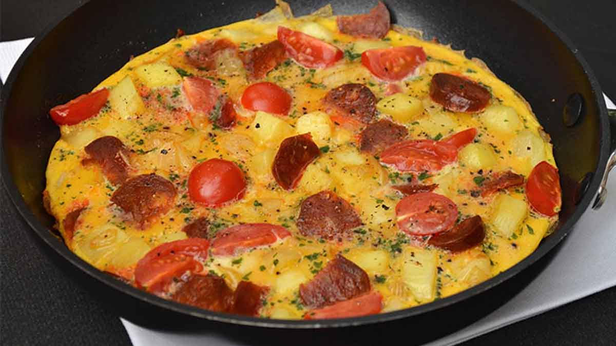 omelette fusion