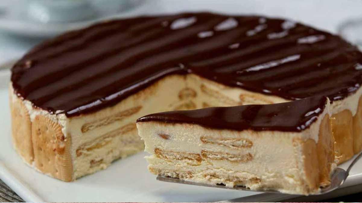Clafoutis allemand au chocolat