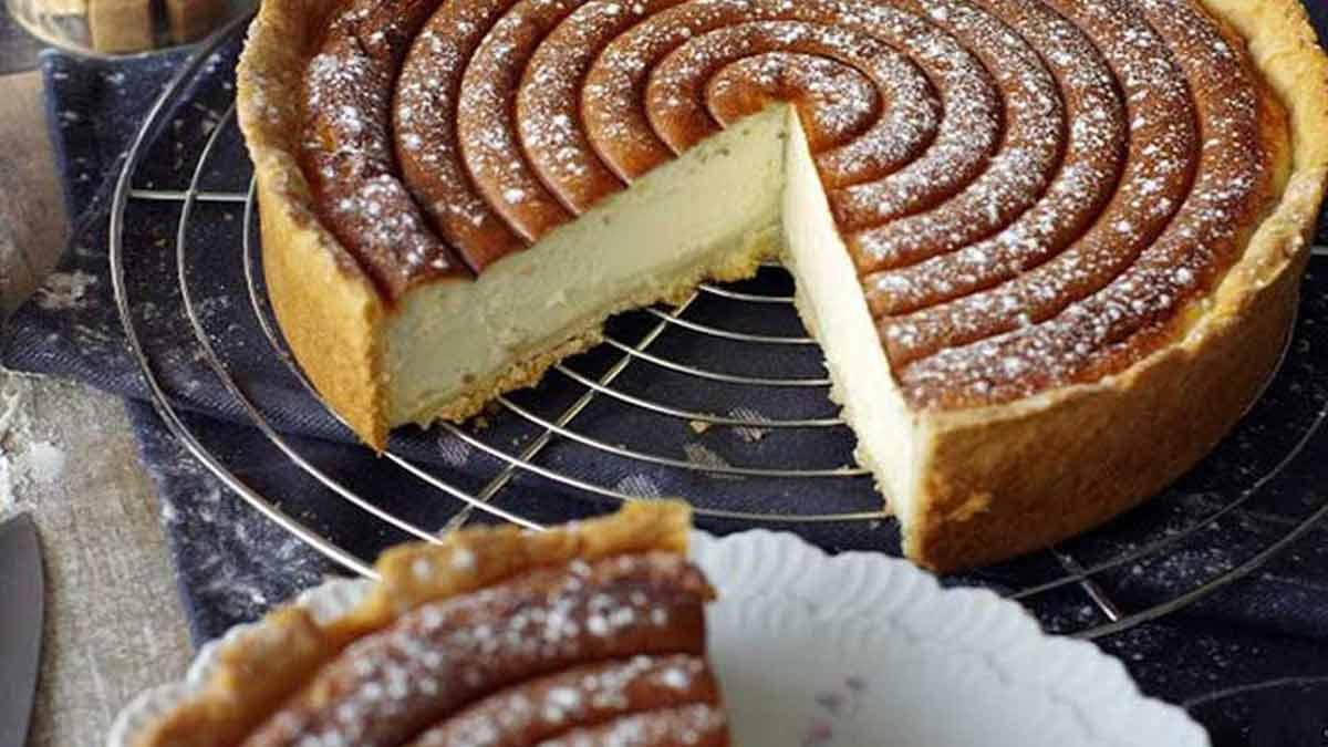 tarte de l'Alsace