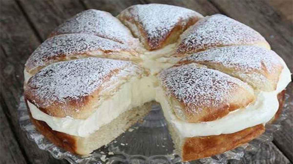 La recette authentique de la tarte tropézienne