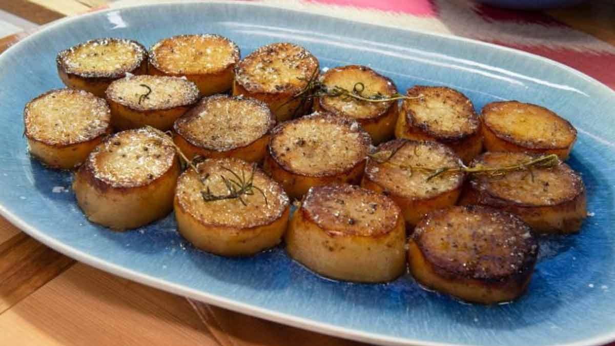 Simplissimes pommes de terre épicées