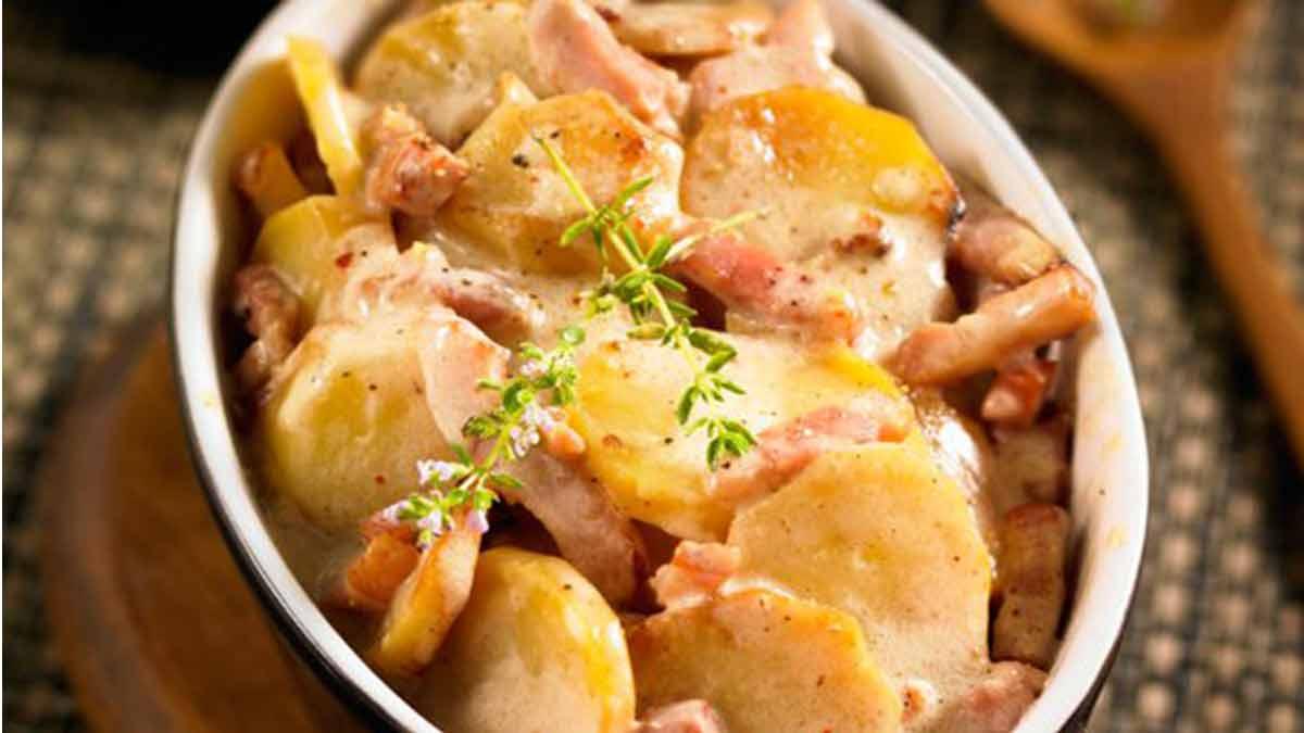pommes de terre des Lorrains
