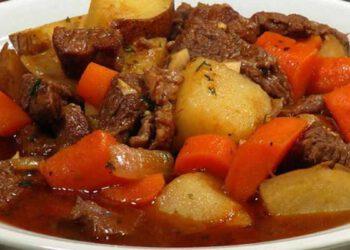 ragoût de bœuf traditionnel
