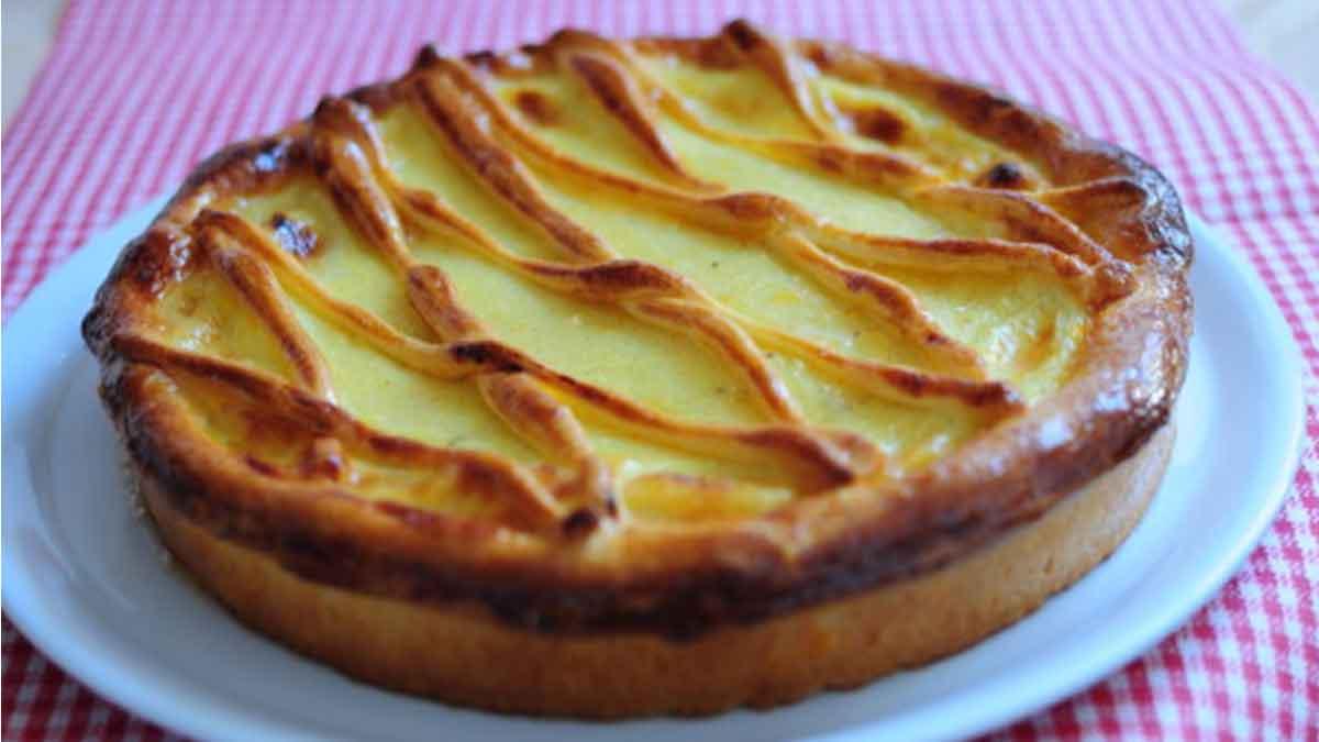Magnifique tarte au libouli