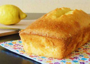 Savoureux cake au citron