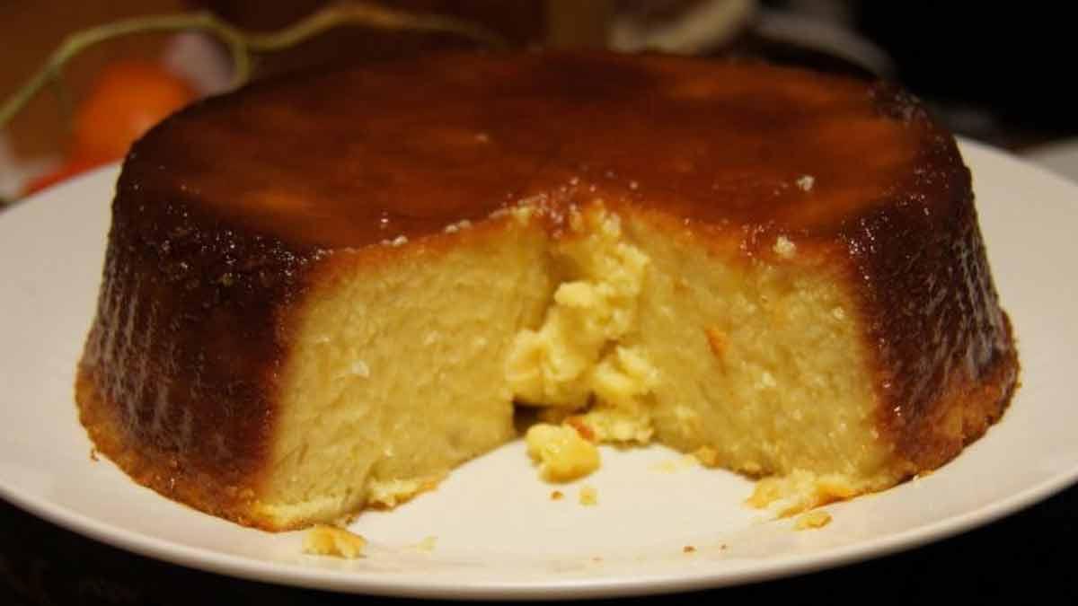 Splendide gâteau aux pommes