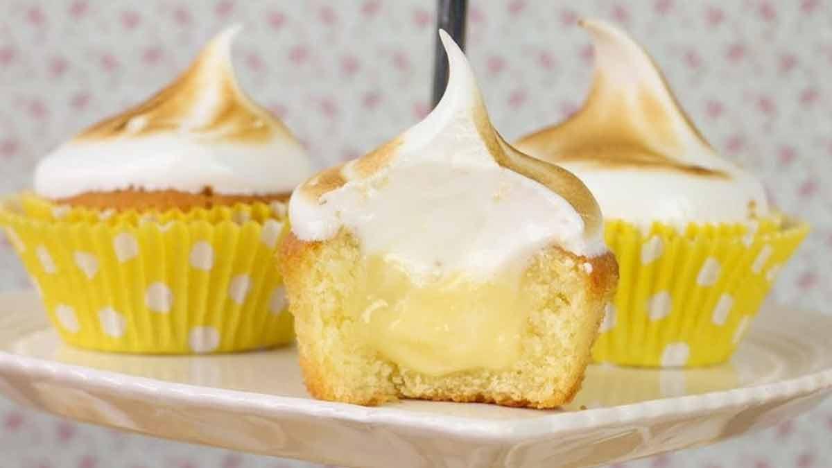 cupcakes au glaçage