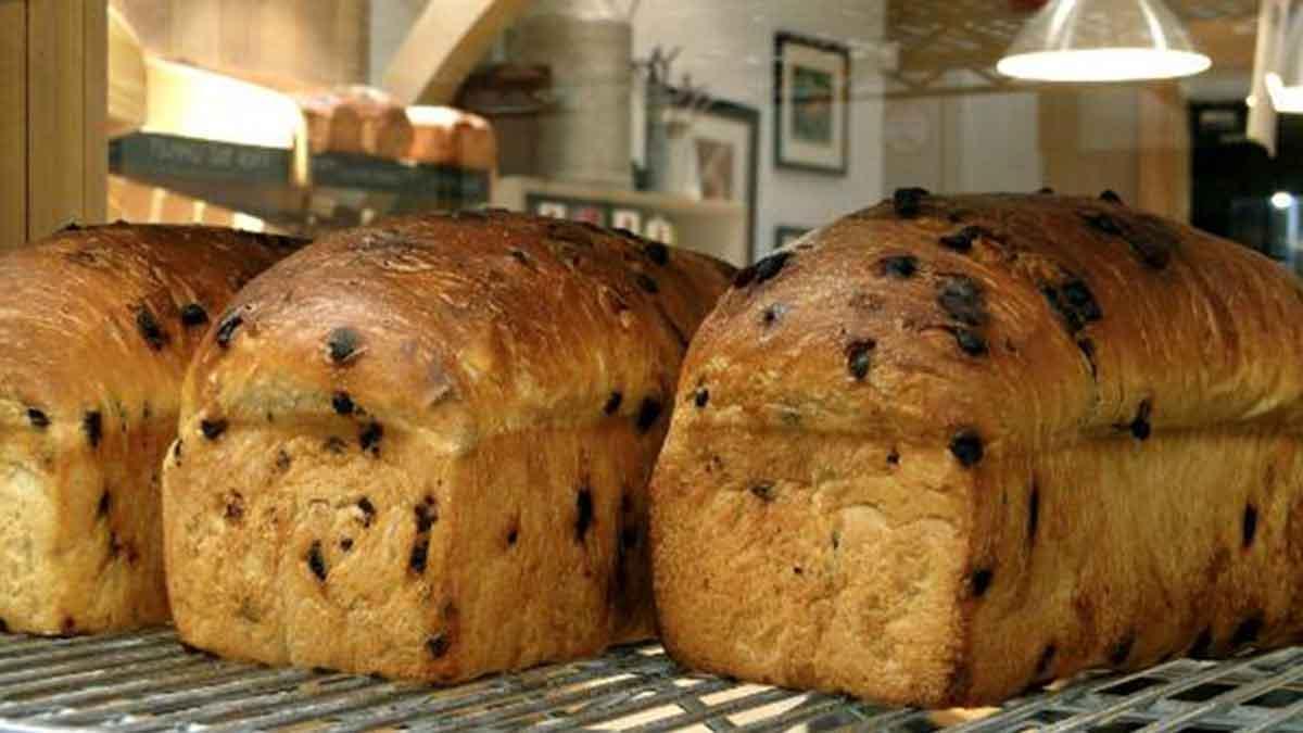 doux pain aux pépites de chocolat