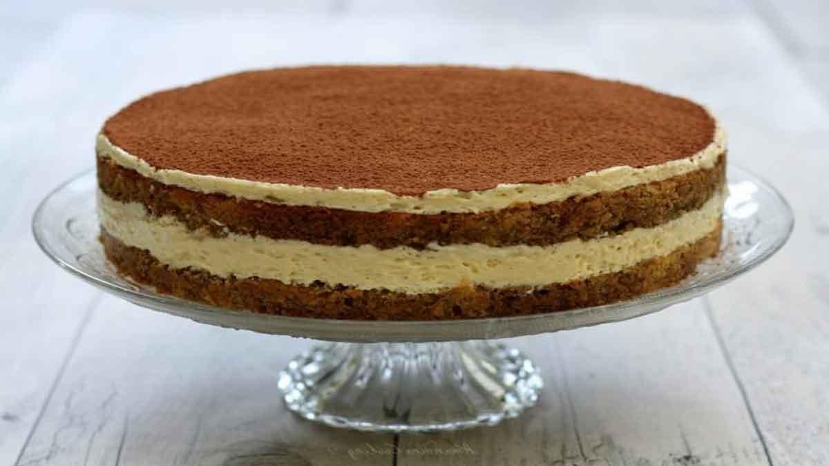 inratable gâteau tiramisu onctueux