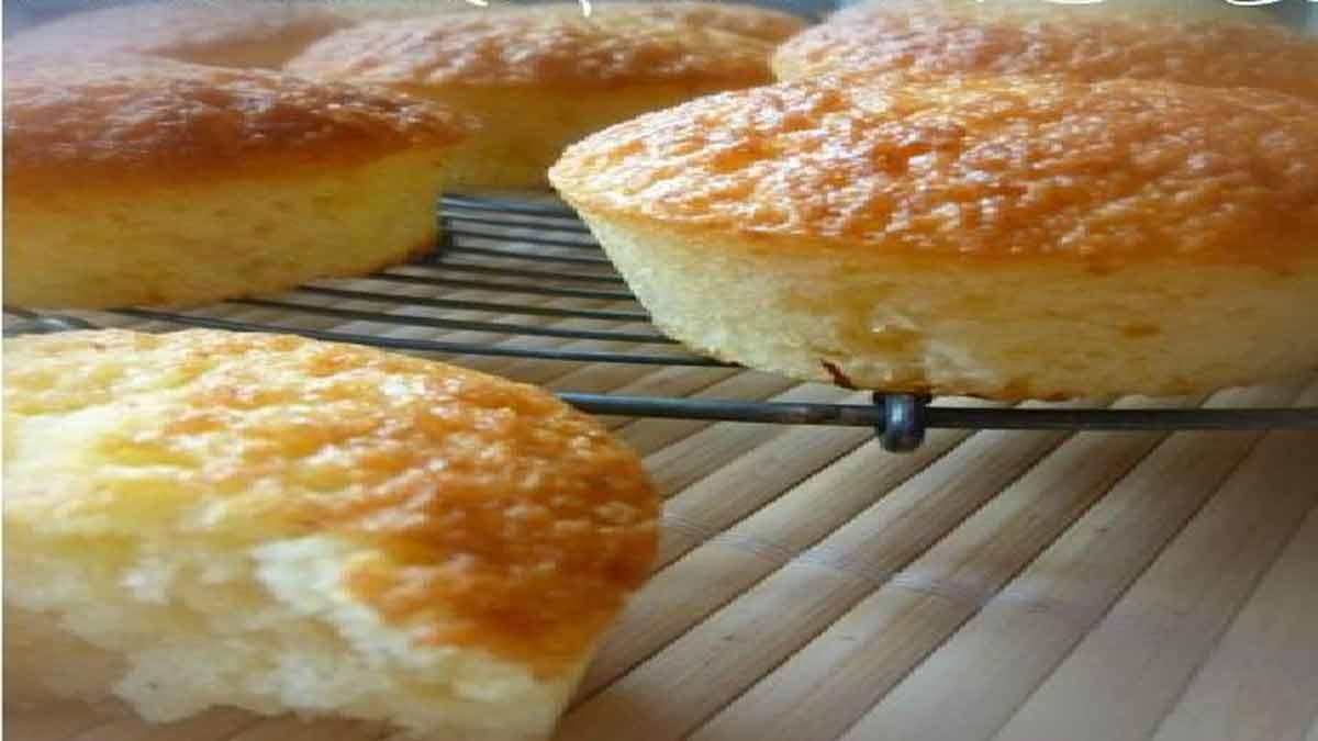 mini-muffins fondants à la noix de coco