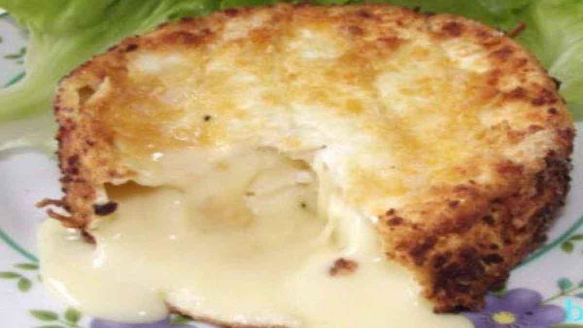original camembert rôti au four