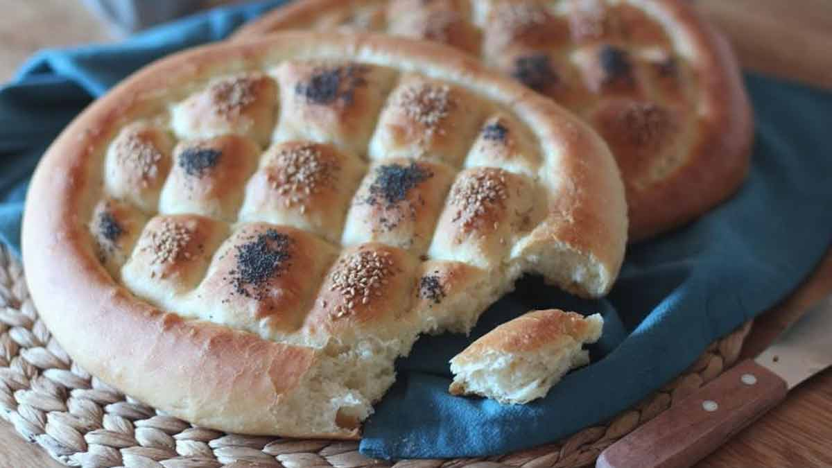 pain pide facile à faire