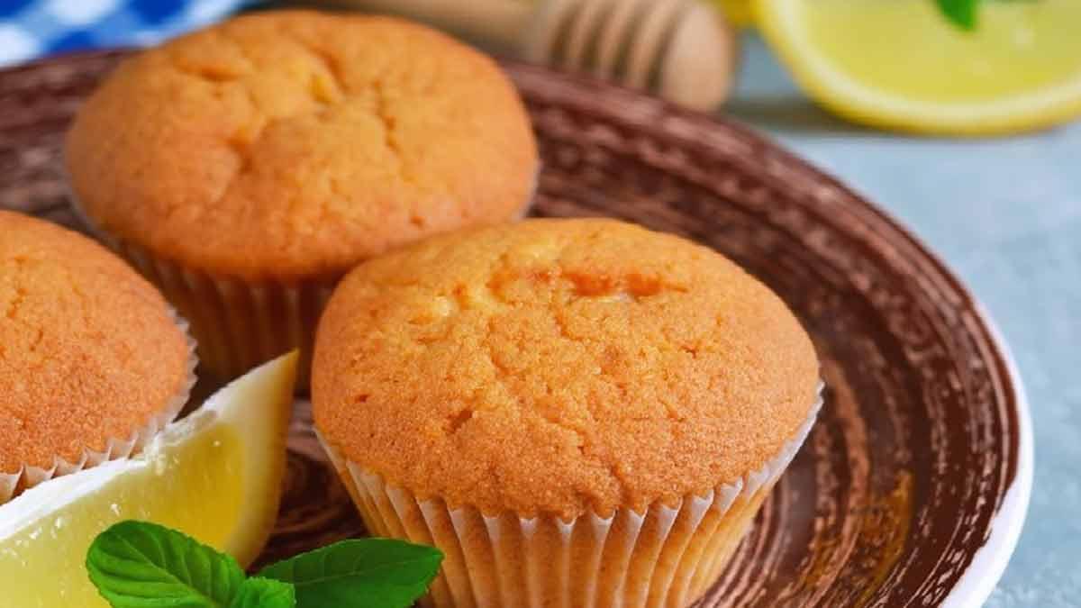 parfaits muffins au citron extra légers
