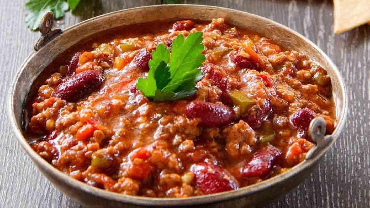savoureux chili con carne