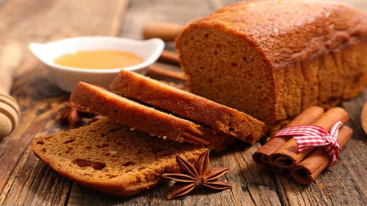 Délicieux pain d épices