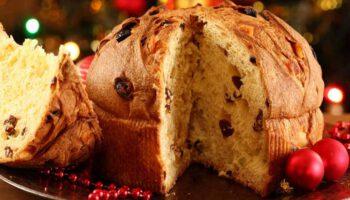 Panettone de Noël simplissime