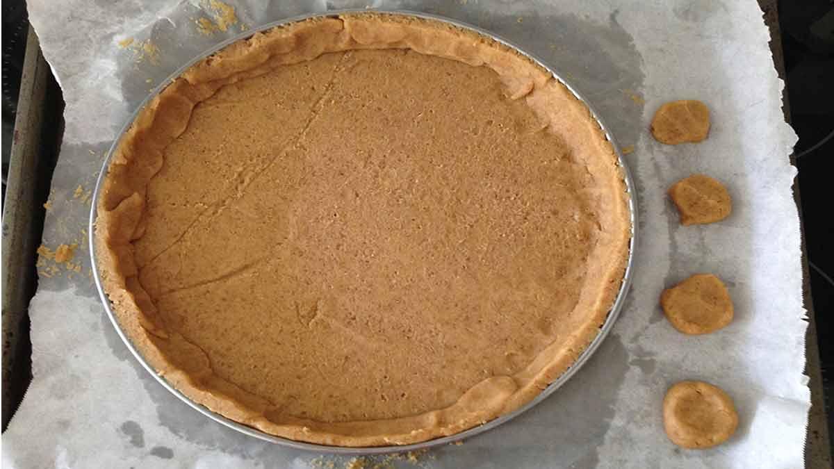 Recette spéciale de pâte à tarte sablée ou spéculoos