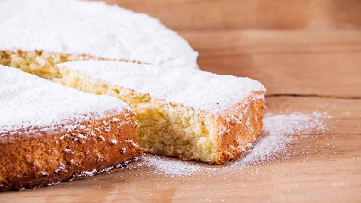 Ultra doux gâteau au yaourt