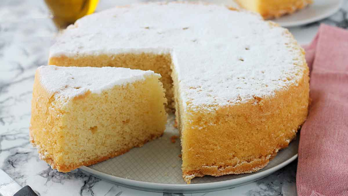 gâteau margherita ultra moelleux
